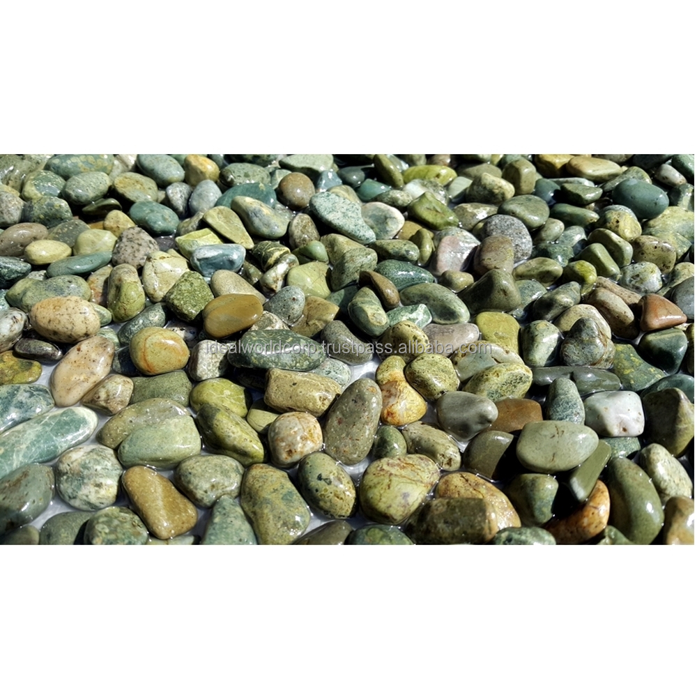 GREEN BEACH GRAVEL PEBBLE