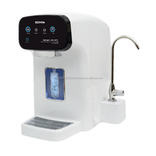 Hydrogen water Purifier with a sterilizing water faucet