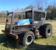 USED 2011 New Holland TS-6030 4WD tractor