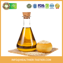 2017 Factory Supplier Organic Brand Sesame Oil With Low Price