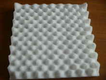 egg crate shape melamine foam