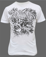 Custom Print Men 3D Print T Shirts Wholesale