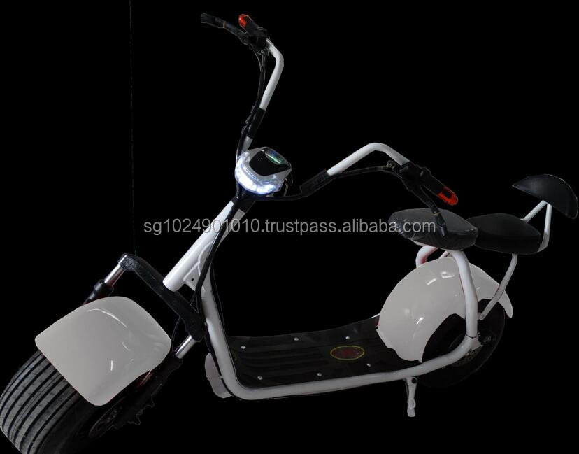 hot products Promotion scrooser 2 Wheels Electric Motorcycle, citycoco style scooter