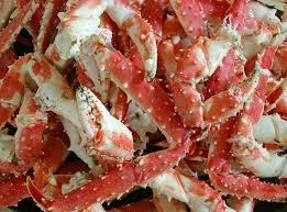 lIVE FRESH AND FROZEN NORWAGIAN KING CRAB