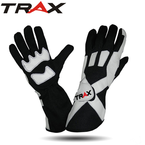 Car Racing Gloves Nomex- Custom Design Racing Driver Wear