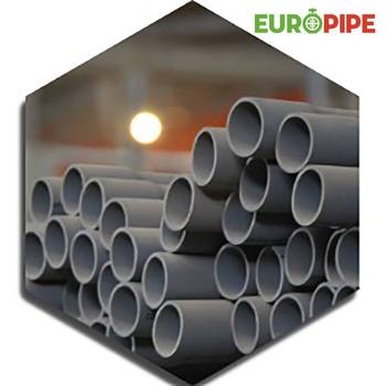 upvc pipe 100mm PN8 ISO Standard