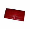 Genuine leather wallets women / brand names women wallets / quality latest design ladies purses