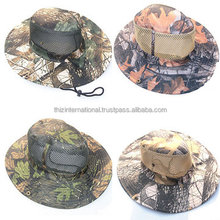 Outdoor Camping Hiking Hat Cap Bush Hat Military