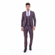 New Fashion Two Button mens suit, Wholesale Made in Turkey