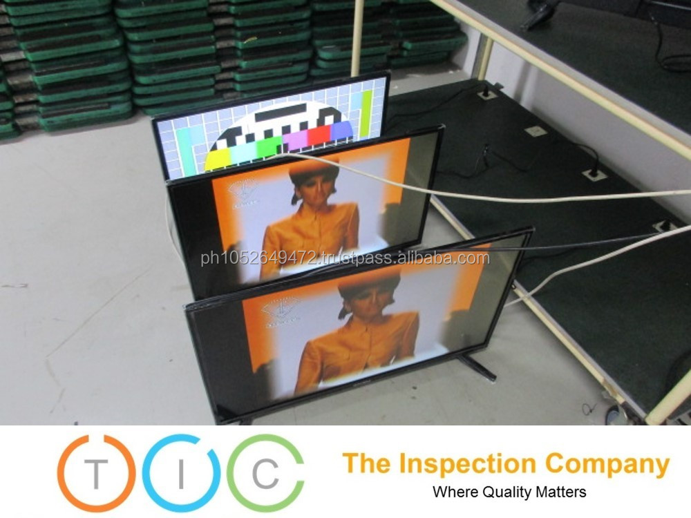 PSI Service Quality Control LCD TV Indonesia