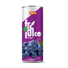 Best Grape Fruit Juice Brands With High Quality in Can 250ml