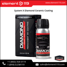 Exclusive, Permanent Ceramic Coating SiO2 Ceramic for Paint, Gelcoat, and Metal