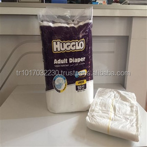 HUGGLO DISPOSABLE ADULT DIAPER FROM TURKEY