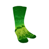 Apparel quality Polyester Football Printing Socks with Sublimation