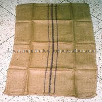 Jute sacks bag for sugar, coffee bean, rice, wheat, maize, Nut and similar food grain packaging Jute Bag