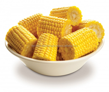 Fresh Frozen Sweet Corn Cob Cuts