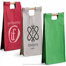 Wholesale Jute Printed Bag / Jute Hand Bag / Jute Promotional Bag
