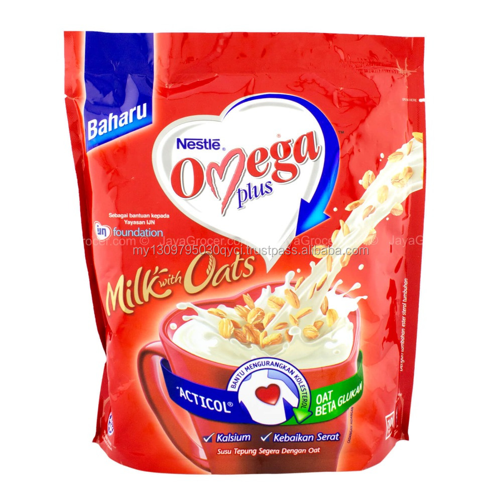 Nestle Omega Plus with Oats