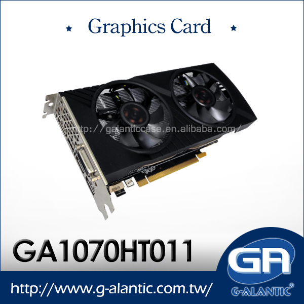 GA1070HT011 - GeForce GTX 1070 8G GDDR5 Video Graphics Card