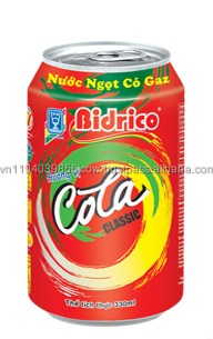 Soft Drink 330 ml Cola