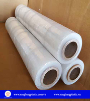PE plastic mulching sheet/weed barrier agricultural reflective mulch film from Viet Nam/custom size
