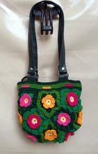 Ladies Handmade Crochet Bag