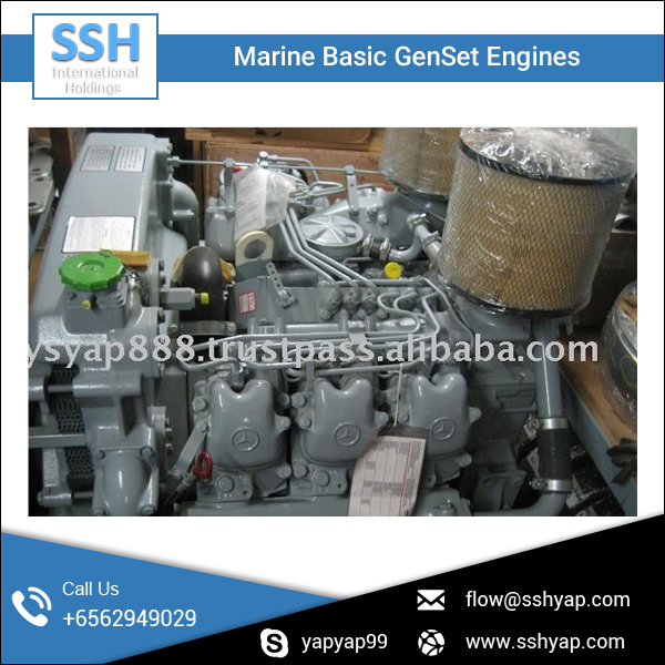 Marine Basic GenSet Engines Brand New