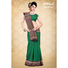 Indian Designer Printed Bhagalpuri Silk Sarees