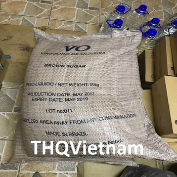 [THQ VIETNAM] BROWN SUGAR 50KG/BAG