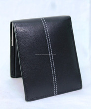 Real Leather Natural Color Leather Wallet's For Men