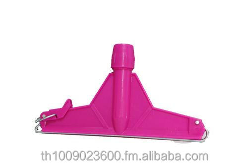 Head locker mops pink colour plastic high quality easy use covenient