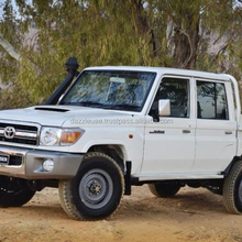 Land Cruiser Double Cabin Pickup VDJ79