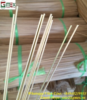 Vietnam Natural Round Bamboo Sticks for making Incense Sticks +84948239933