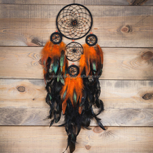 Fire Dreamcatcher, Bohemian Dream Catcher,Wall Hanging Dream catcher.dream catcher wall hanging mobile.wall hanging dreamcatcher