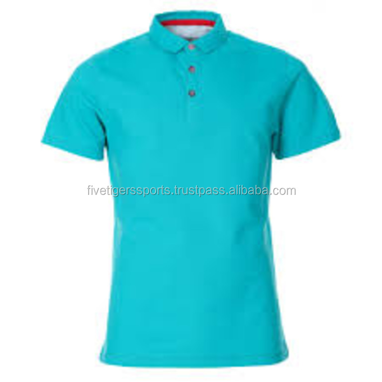 wholesale High Quality piquet custom polo t- shirt printed dry breathable printed 100% cotton and polyester cheap for men