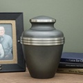 Brass cremation urns for adults