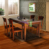 Dining Table Set Italy with Coconut Top Mozaik