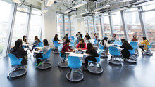 Node Classroom Chairs