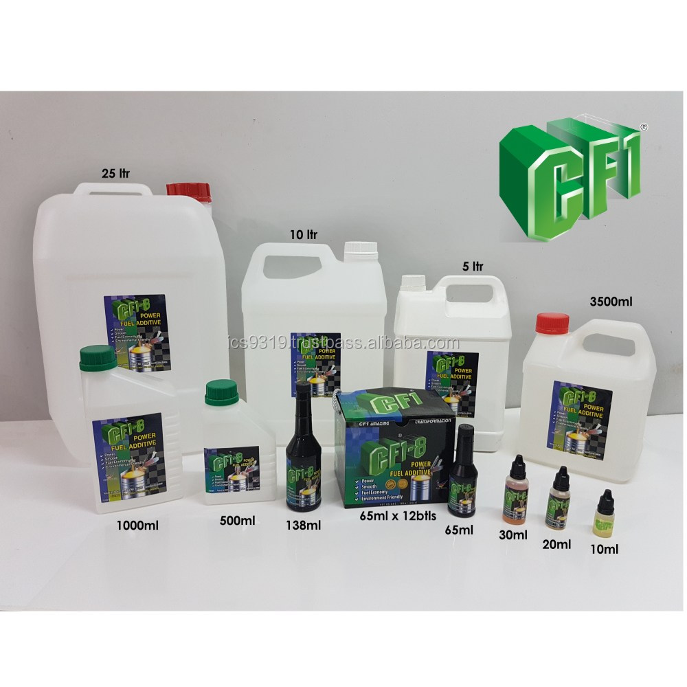 Fuel Additive CF1-8 for Diesel Buses