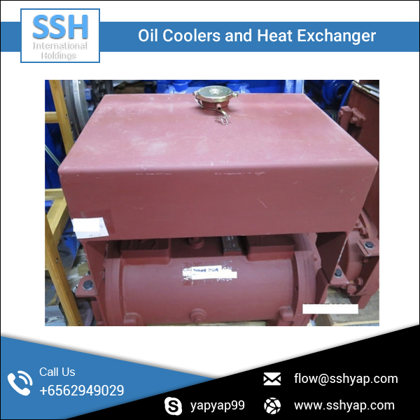 Exporters of High Performance Marine Oil Coolers and Heat Exchanger