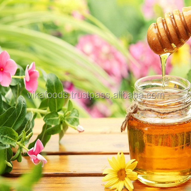 Fresh Natural raw honey for sale