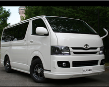 ELFORD Toyota Hiace SUV Neo Style 200 Leading car Exporter Lead Solution Japan