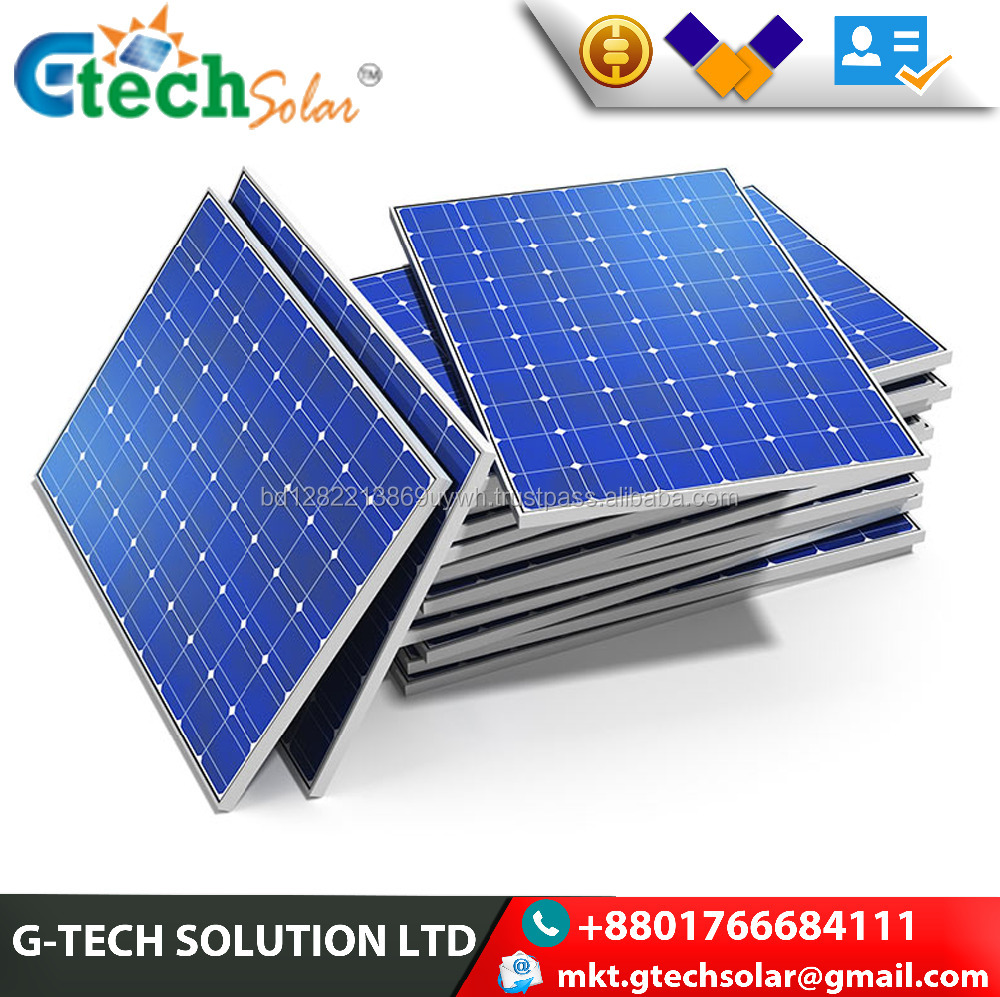 Best price high efficiency Cell Polycrystalline cell 75wp solar power panel