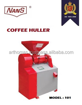 coffee huller machine