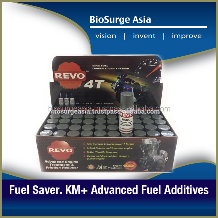 4T Motorcycle NANO Friction Reducer. REVO Advanced Engine Treatment & Friction Reducer