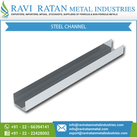 Compact Design Thermal Resistance Reliable Steel C Channel from Reputed Seller