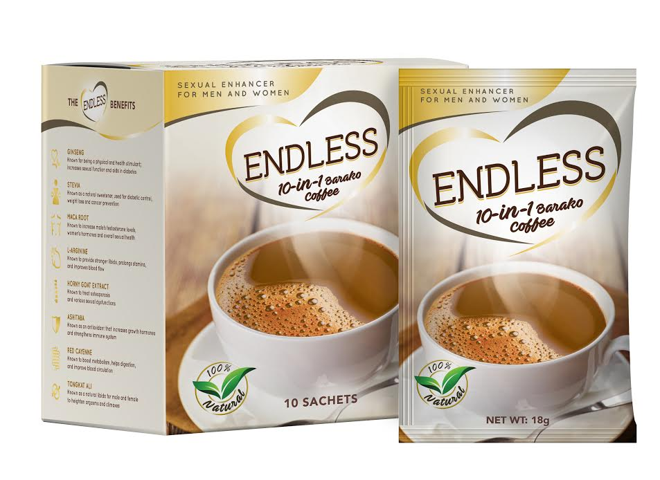Endless Sexual enhancer Coffee for Male and Female