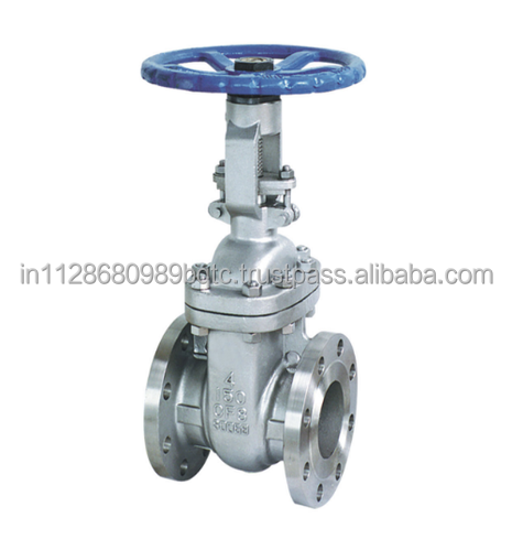 High Pressure Expanding Carbon Steel Gate Valve
