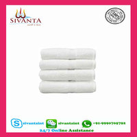 For five star hotel 100% Egyptian cotton bath towels