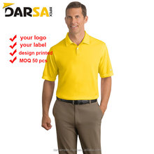 tight fit to body fresh color polo shirts